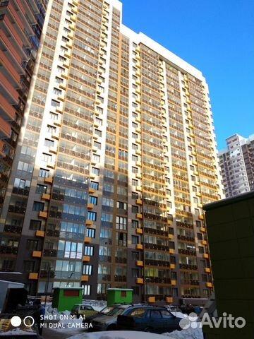 Продается двухкомнатная квартира за 6 300 000 рублей. Одинцово, Московская область, Сколковская улица, 1Г.