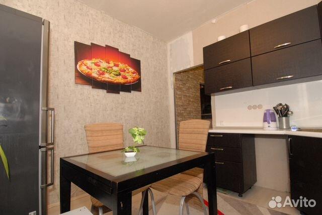 Продается трехкомнатная квартира за 4 500 000 рублей. Александра Усольцева ул, 30.