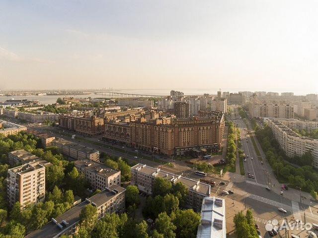 Продается трехкомнатная квартира за 24 511 598 рублей. Санкт-Петербург, Наличная улица, 24к1.