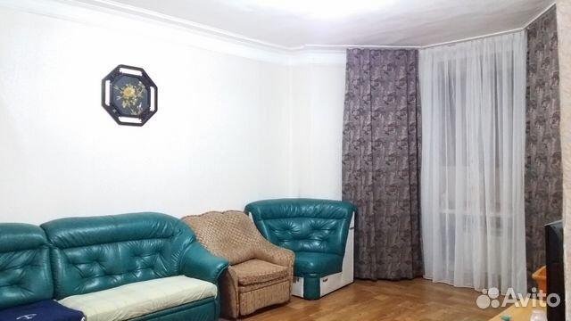 Продается четырехкомнатная квартира за 7 750 000 рублей. Красноярск, улица Баумана.