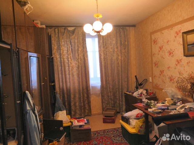 Продается двухкомнатная квартира за 3 300 000 рублей. Клин, Московская область, улица Карла Маркса, 88Б.