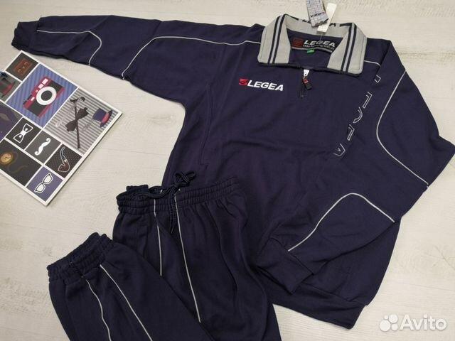 89229092100 Спортивный костюм legea Италия
