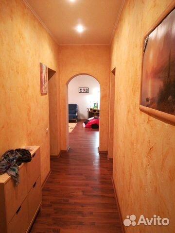 Продается четырехкомнатная квартира за 5 500 000 рублей. Ленинградская улица, 48.