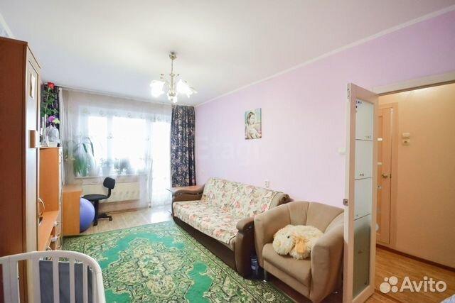 Продается однокомнатная квартира за 2 500 000 рублей. Октябрьский, Иркутский тракт, 26.
