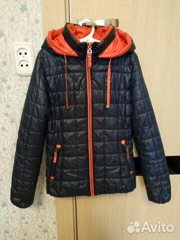 Куртка демисезонная 89277728143 купить 1