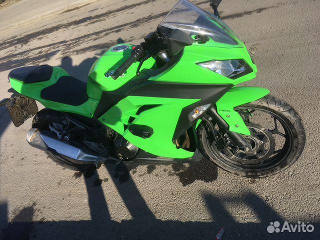 Kawasaki Ninja 300 купить в челябинской области на Avito