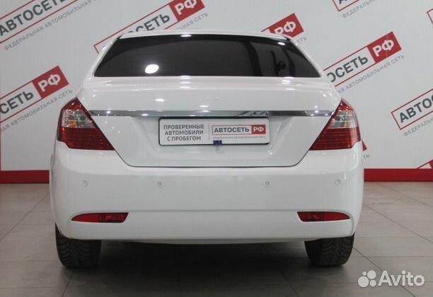 Купить Geely Emgrand EC7 пробег 75 000.00 км 2013 год выпуска