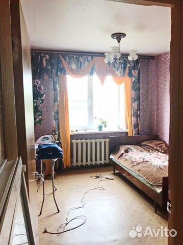 Продается трехкомнатная квартира за 2 550 000 рублей. Владимирская обл, г Муром, ул Чкалова, д 20.