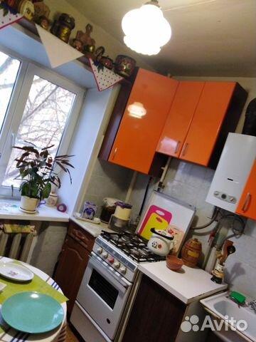 Продается двухкомнатная квартира за 1 650 000 рублей. г Курск, ул Энгельса.