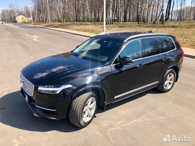Volvo XC90 2.0AT, 2015, 107500км