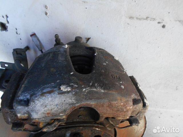 89270165946  Суппорт передний правый Opel Astra H L48 Z16XER