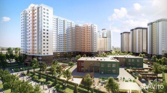 Продается однокомнатная квартира за 3 600 000 рублей. г Казань, пр-кт Альберта Камалеева.