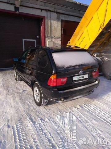Купить BMW X5 пробег 230 000.00 км 2003 год выпуска