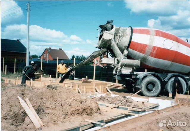 Остатки бетона тощий бетон состоит из