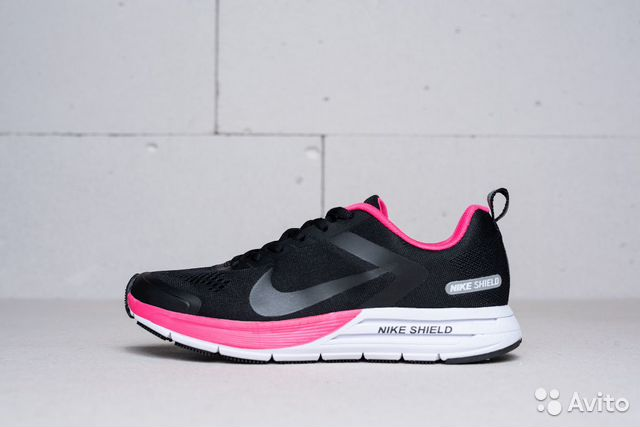 competitive price 89ad2 58663 Кроссовки Nike Air Zoom Structure 17 Shield