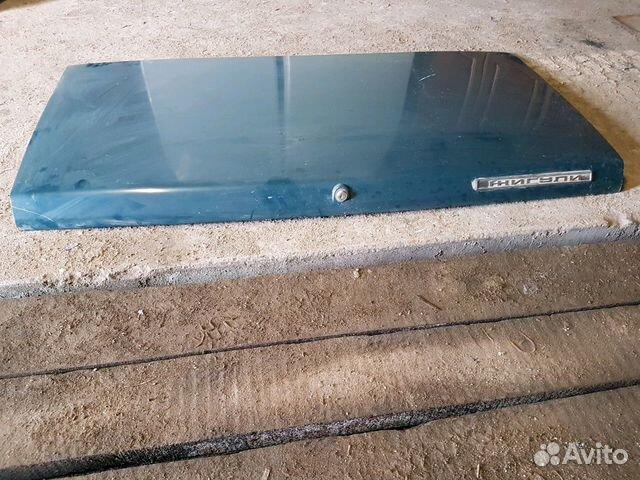 Крышка багажника ваз 2107 89241464601 купить 2