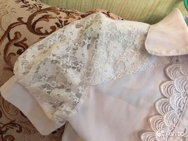 Блузка для девочки 89003217621 купить 2
