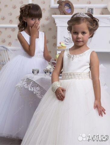 90a51816961 Пышные бальные платья для девочек купить в Москве на Avito ...