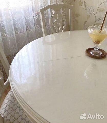 Защитная пленка на стол,мягкое стекло,пленка пвх  89009588372 купить 5