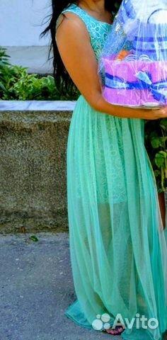 89787297371 Платье вечернее