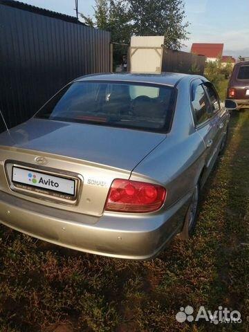 Hyundai Sonata, 2006 89157502779 купить 1