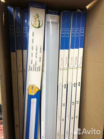Светодиодные светильники лпо 1200 и лпо 600 40 Вт  89324101371 купить 1