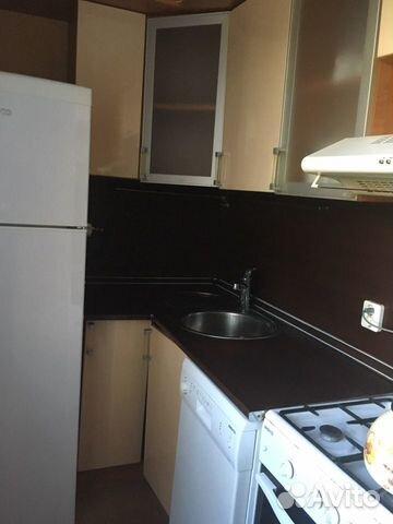 2-room apartment, 45 m2, 2/2 floor.  buy 7