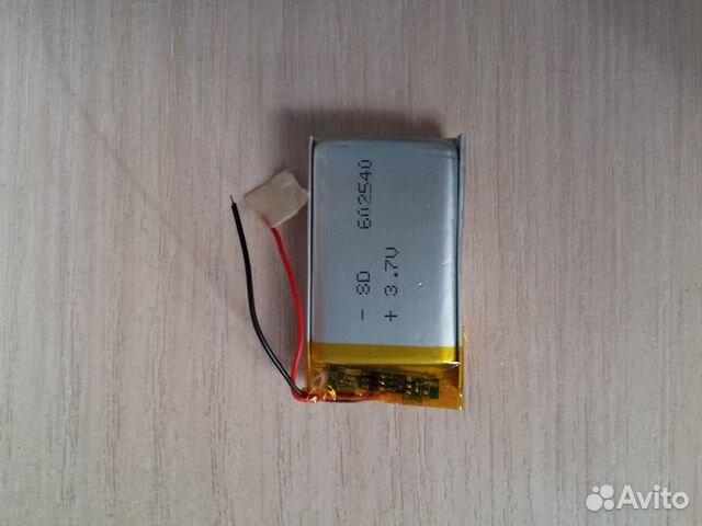 Аккумулятор 602540 для Advocam FD5 FD6 FD7 89841793155 купить 1
