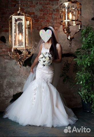Свадебное платье  89180720055 купить 4