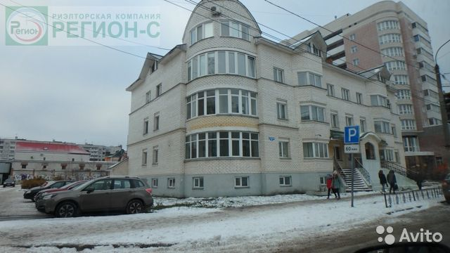 недвижимость Архангельск Володарского 23