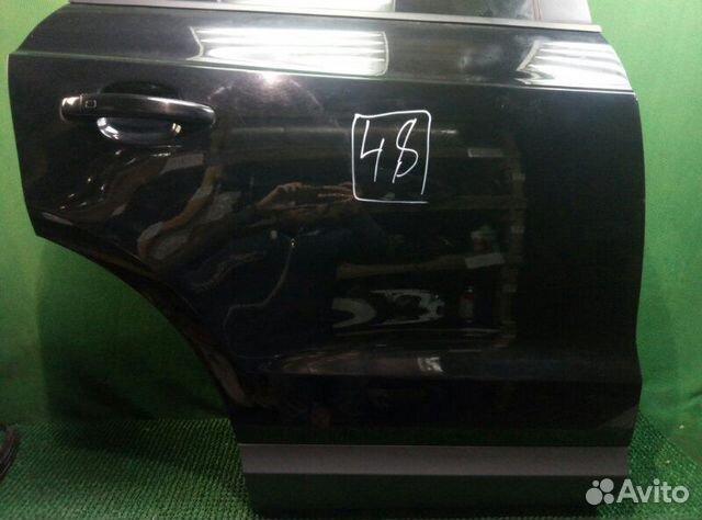 Дверь задняя правая Audi Q3 Quattro 8UB cczc