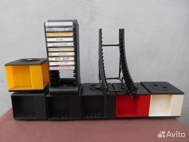 Аудиокассеты и боксы для кассет 89009245289 купить 10