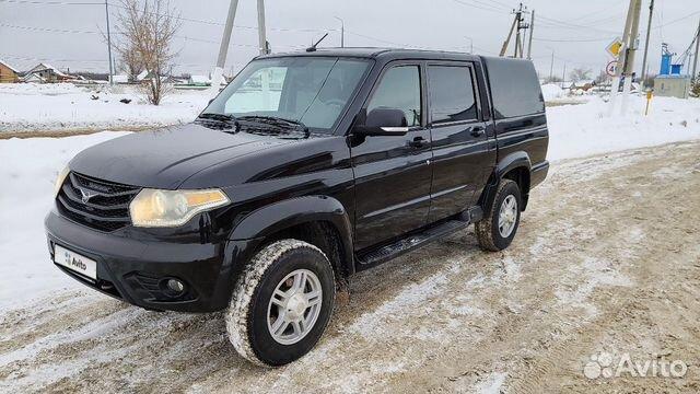 УАЗ Pickup, 2016 купить 1