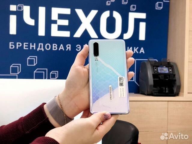 Huawei P30 6/128 Светло-голубой
