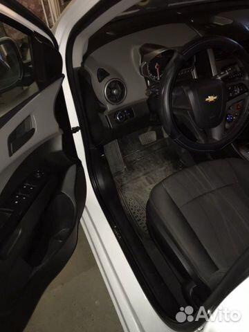 Chevrolet Aveo, 2013 89186268148 купить 5
