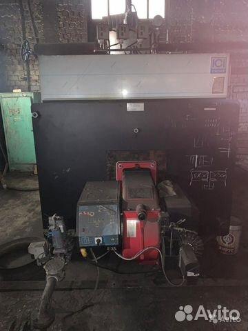 Паровой котел 2650 кг/час