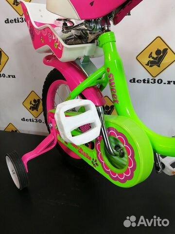 Велосипед детский от 3 лет 89378221189 купить 3