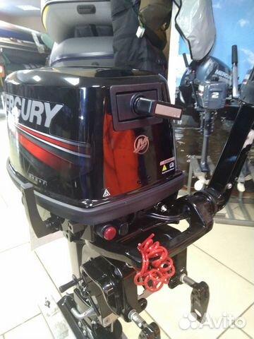 Мотор mercury 8 MH 89056843828 купить 3