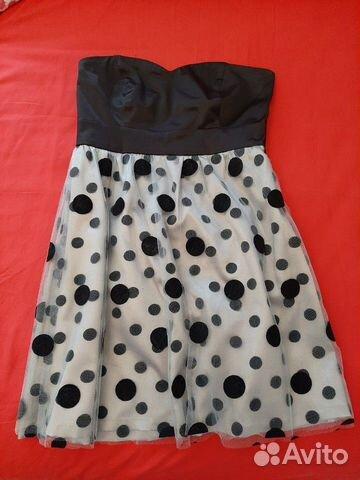 Платье бюстье 44 размер  купить 1