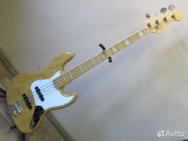 89025069832 Бас-гитара CoolZ ZJB-1M/ASH (2012 Japan)