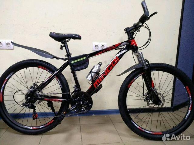 89527559801 Новый велосипед, 21 скорость,дисковые тормоза