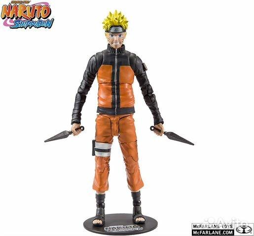 Фигурка McFarlane Toys Naruto купить 2