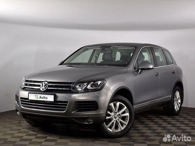Volkswagen Touareg, 2010 купить 1