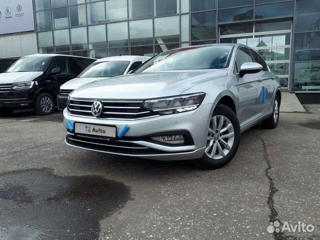 Volkswagen Passat, 2020 купить 1