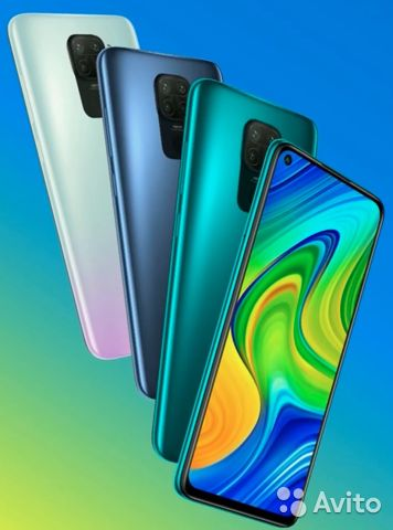 Xiaomi Redmi Note 9S 4/64 6/128 Gb купить 5