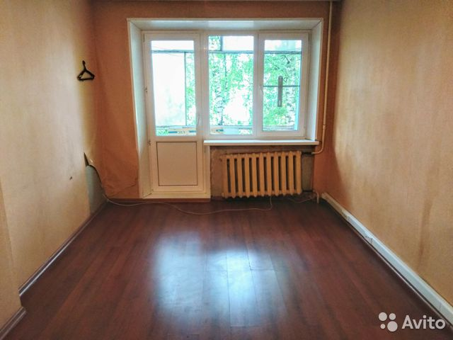 3-к квартира, 62 м², 3/5 эт. 89105605499 купить 6