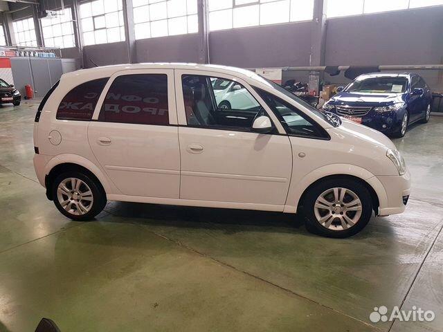 Opel Meriva, 2007 89534550444 купить 4