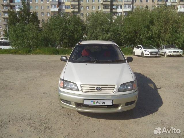 Toyota Ipsum, 1998 89222557709 купить 5