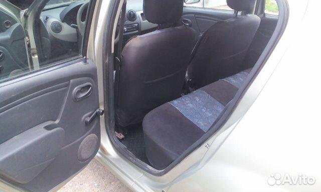 Renault Sandero, 2011 89157609472 купить 8