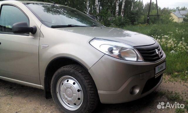 Renault Sandero, 2011 89157609472 купить 7